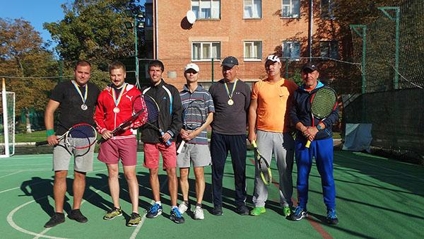 большой теннис в Александрии