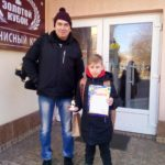 Детский открытый чемпионат г.Кривого Рога 23-24 февраля 2019 года