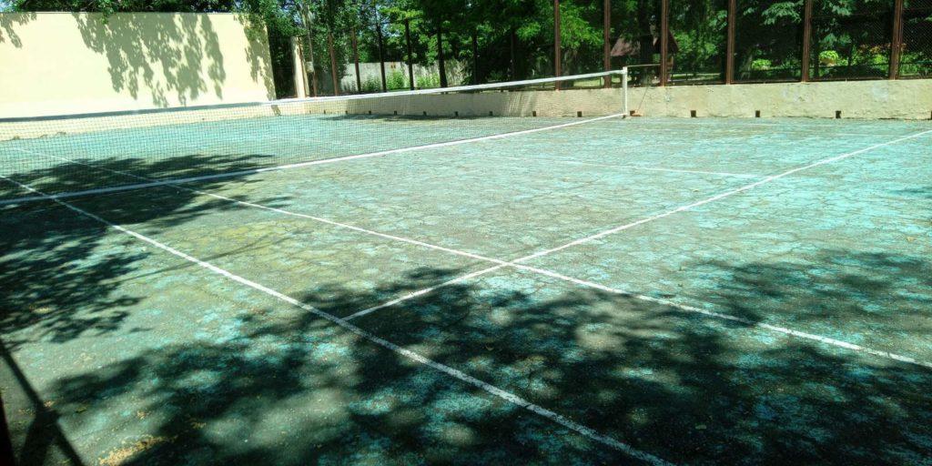 теннисный корт большой теннис в Скадовске