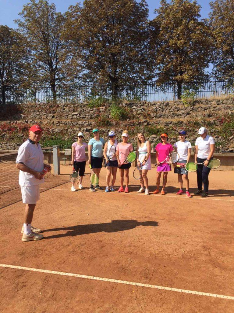 Кировоград турниры по теннису среди женщин