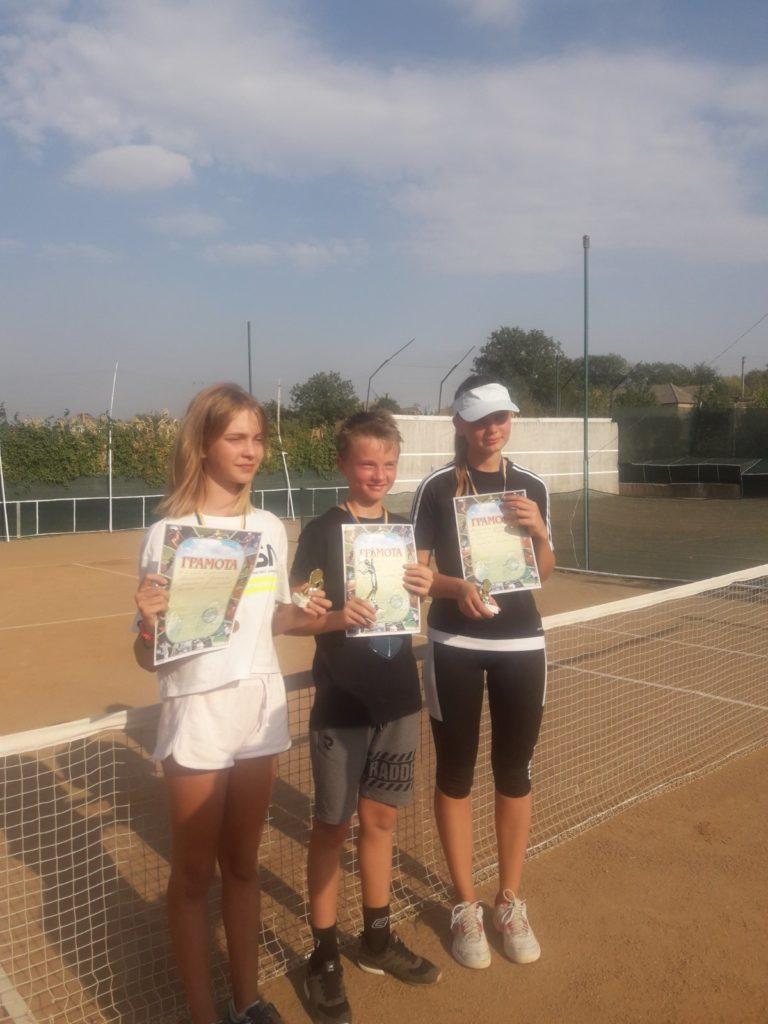 Кропивницкий турнир теннис чемпионы