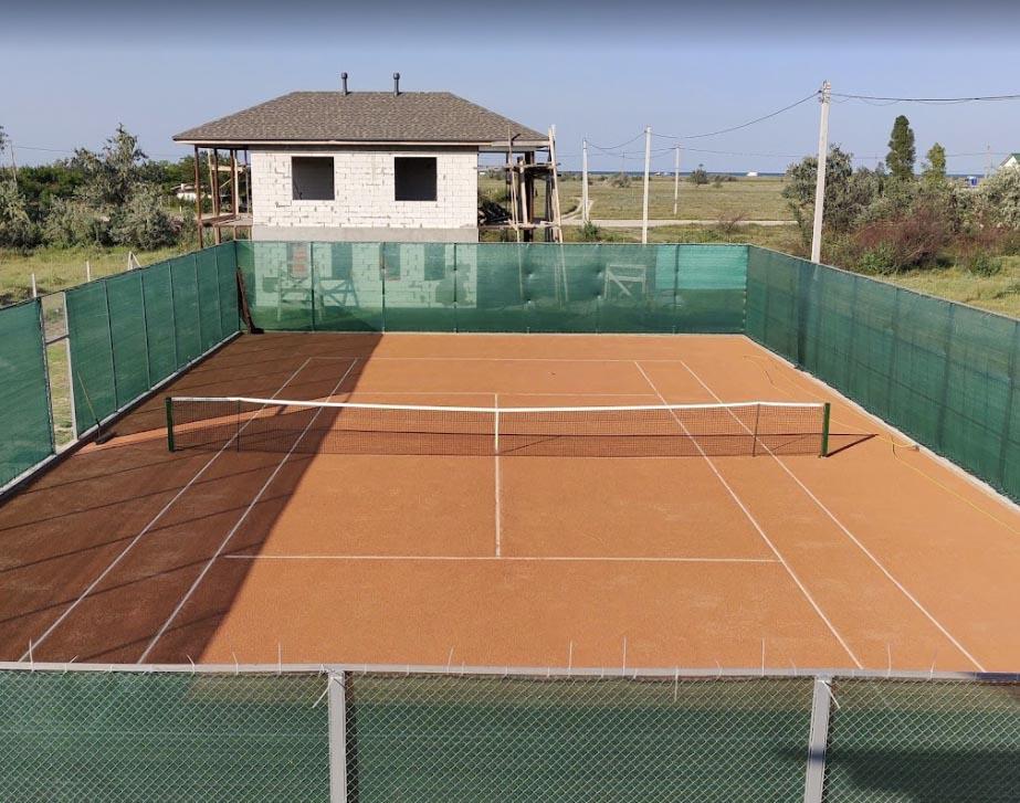 клуб Дельфин Стрелковое теннис